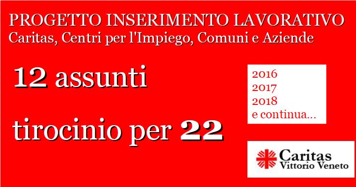 Al Grazie Qznpewo Lavoro Trovano Vittorio E A 'progetto Veneto Caritas 12 UpdpRqw